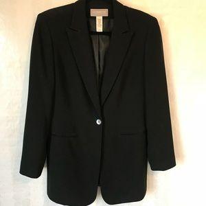 Long Classic Black Blazer